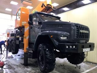 Автовышка Урал