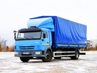 Бортовой грузовик КамАЗ 4308