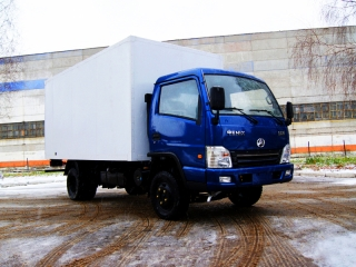 Бортовой грузовик BAW Fenix 1065Y