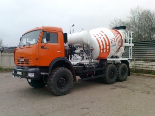 Камаз-43118 (вездеход)
