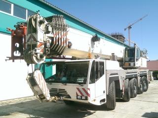 Автокран TEREX-DEMAG AC200-1 200 т