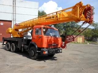 Автокран КС-45717