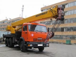Автокран КС 45717К-1 Ивановец